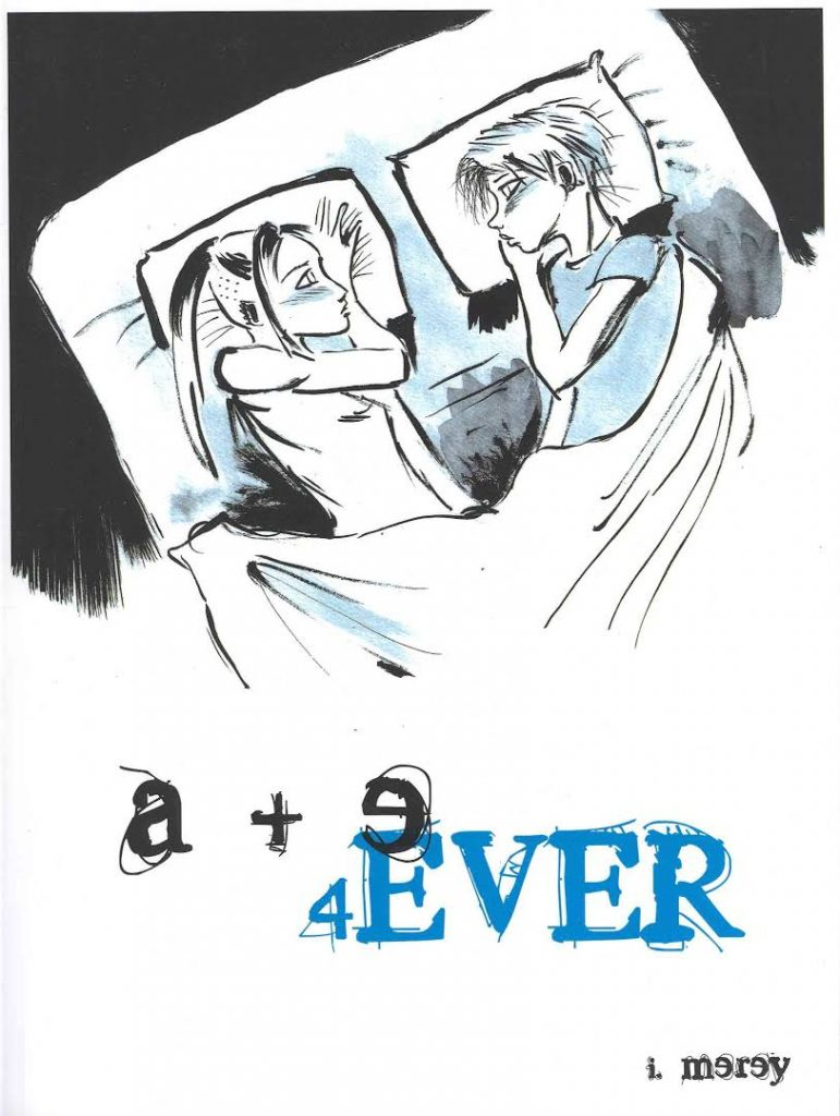 a plus e 4ever cover