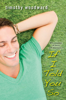 A man in a green shirt is laying with his arms behind his head