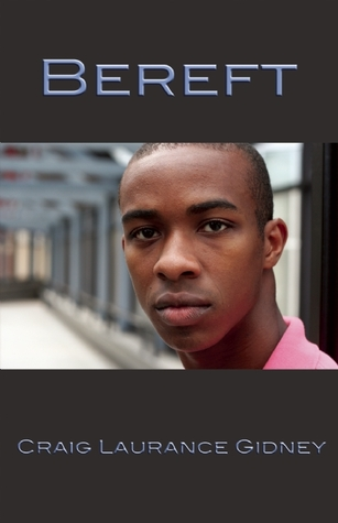 A black boy stares at the camera