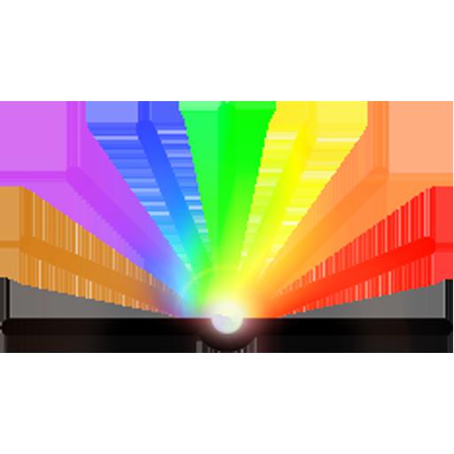 favicon - rainbow book