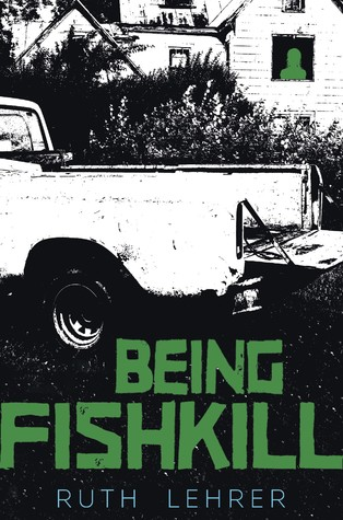 Book cover showing a pickup truck and silhouette in a window.