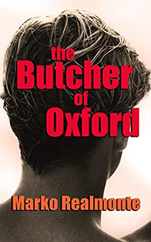 Book cover showing the back of a boy's head.