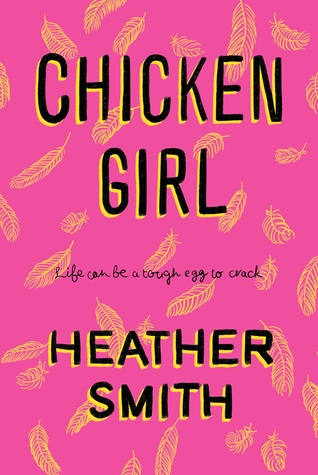 Book cover showing floating feathers.