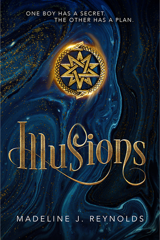 Book cover showing golden circle made of snakes with multi-pointed star.