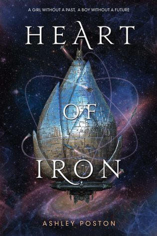 Book cover showing a spacecraft circling a huge iron sphere.