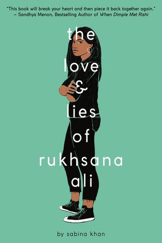 Book cover showing girl all in black with arms crossed.