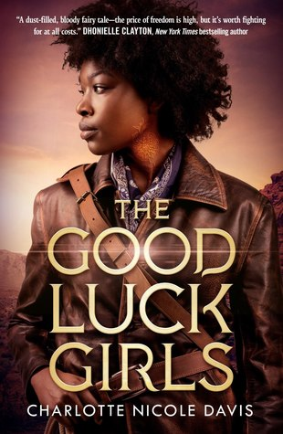 Book cover showing a Black woman in a leather jacket.