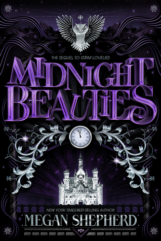 Book cover showing a clock and a castle.