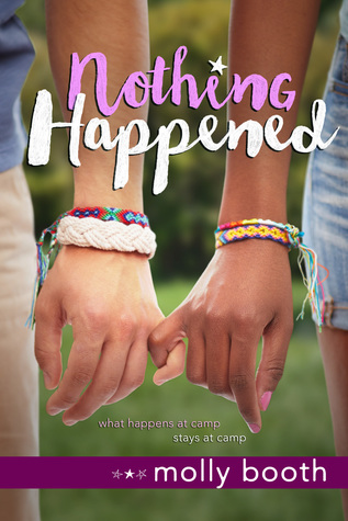 Book cover showing two girls' braceleted arms, one light and one dark, with pinkies intertwined.