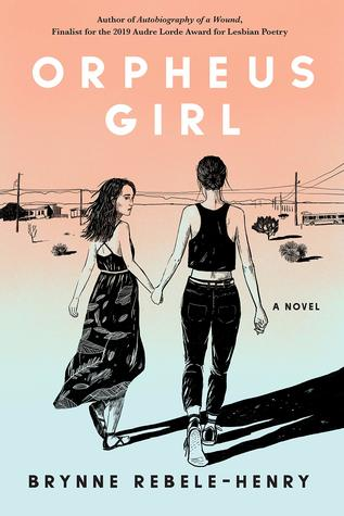 Book cover showing two girls holding hands and walking.