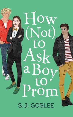 Book cover showing three guys, one in a tuxedo.