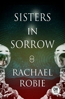 Book cover showing two people in spacesuits.