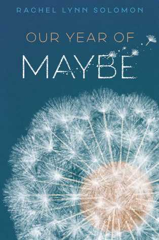 Book cover showing a dandelion puff.