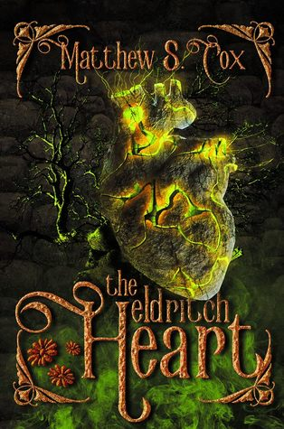 a green glowing heart (the organ, not the shape)