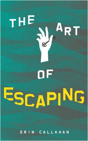 Book cover showing a hand reaching out of water holding a key.