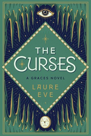 Book cover showing an eye and a medallion.