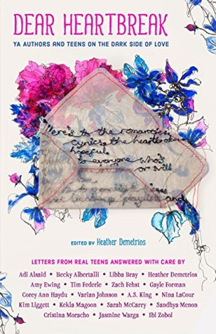 Book cover showing a partially open handwritten letter over flowers.