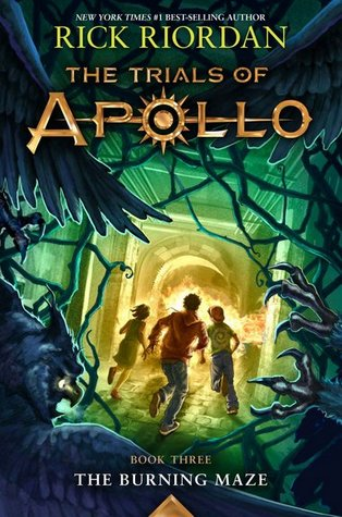 Book cover showing 3 drawn characters running into a tunnel of light.
