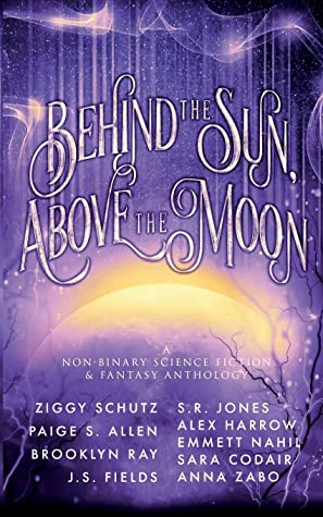 Book cover showing a full moon and night sky.
