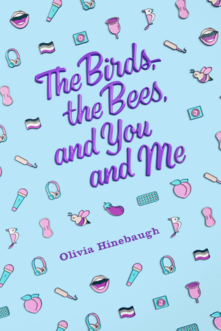 Book cover showing a pattern of objects including bees and microphones.
