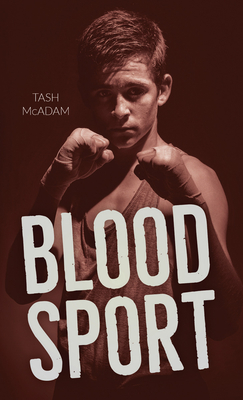 Book cover showing a boxer.