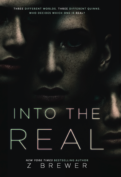 Book cover showing three faces.
