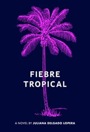 Book cover showing a palm tree.