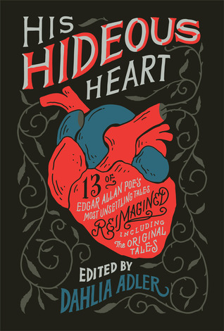 Book cover showing a heart.