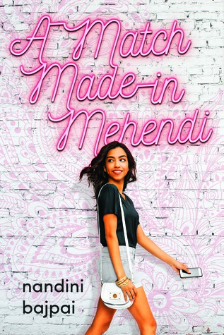 Book cover showing a brown-skinned girl walking with her phone.