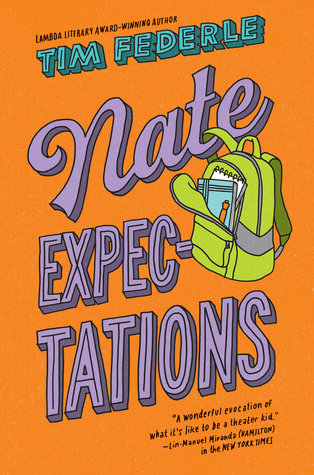 Book cover showing a backpack.