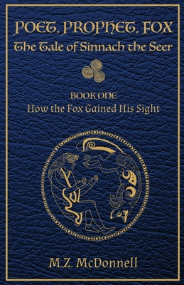Book cover showing a seal with two figures inside, one with a fox head.