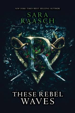 Book cover showing crossed swords over the letter R.