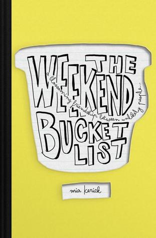 Book cover showing a bucket.