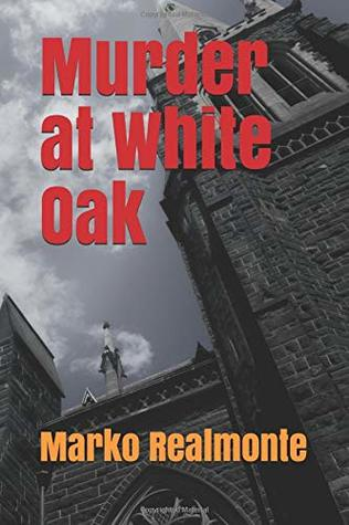Book cover showing a brick building with a tower.