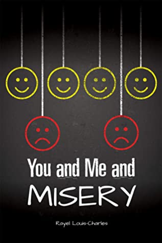 Book cover showing several smiley faces and two frowny faces.