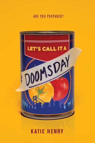 Book cover showing a can of tomatoes, with a city skyline on the label.